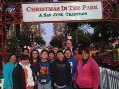 Christmas in the Park 11/27/12